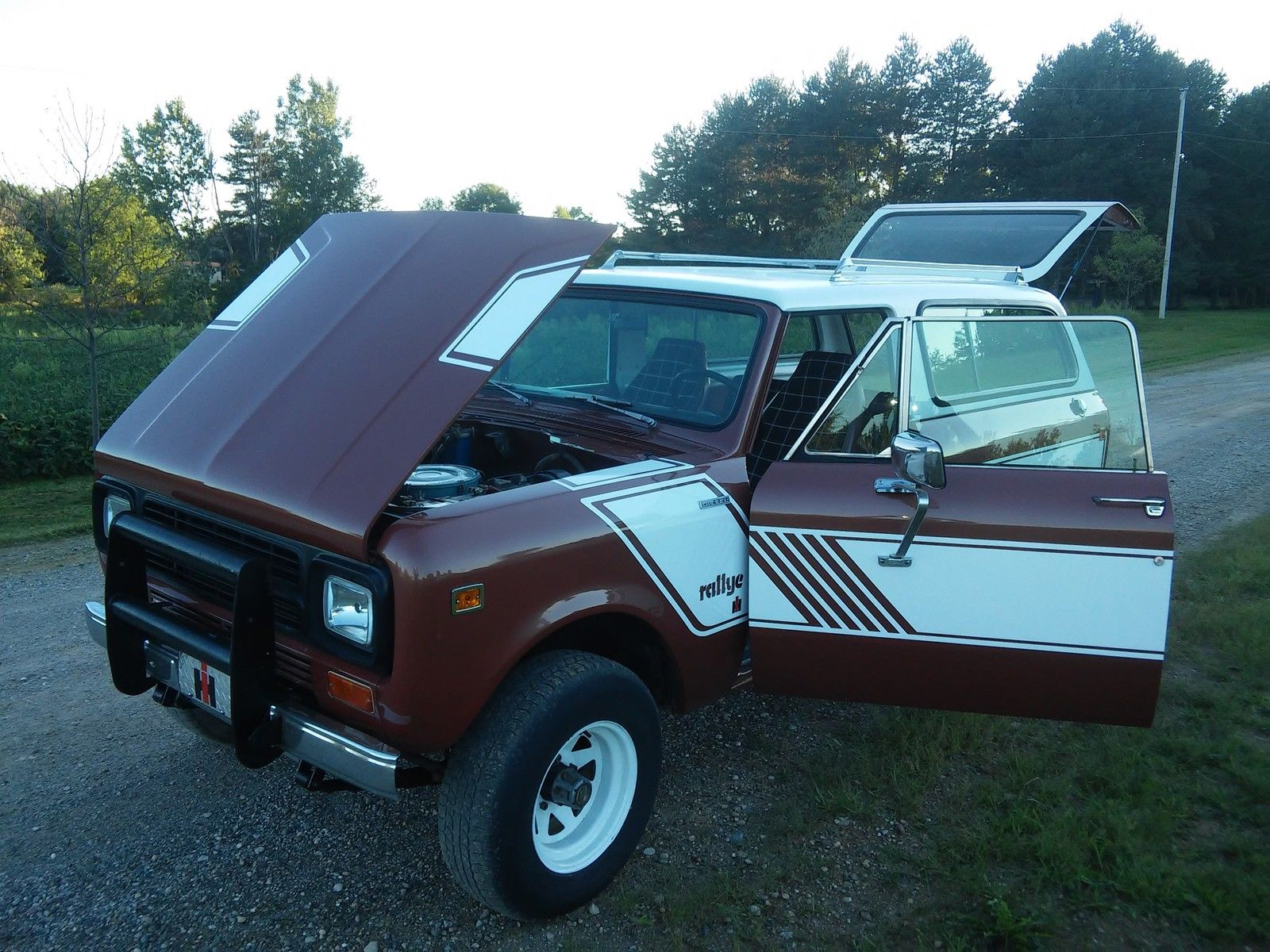 International Scout Traveler Diesel For Sale