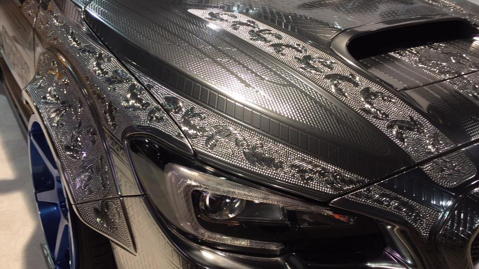 Question Of The Day: Sheetmetal Engraving – Is This The Next Big Style Trend?
