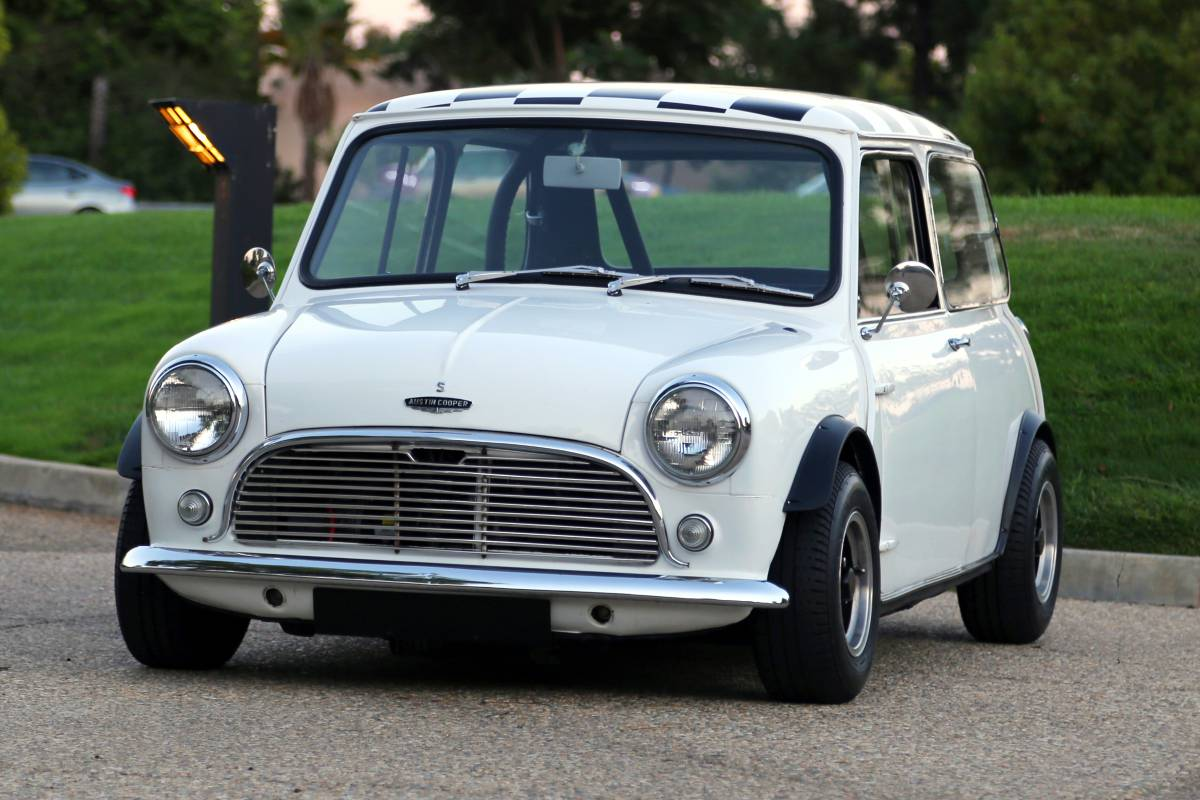 Bangshiftcom This Austin Mini Cooper Will Let You Recreate The