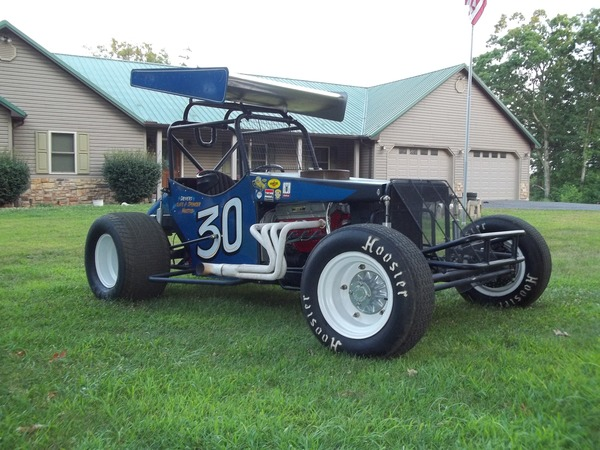you can buy a vintage sprint car complete and ready to drive for less than 9000. Black Bedroom Furniture Sets. Home Design Ideas