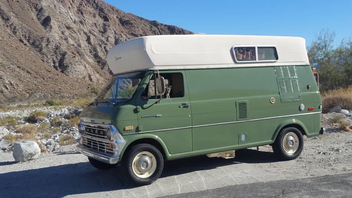 1970 Ford Camper Van 1
