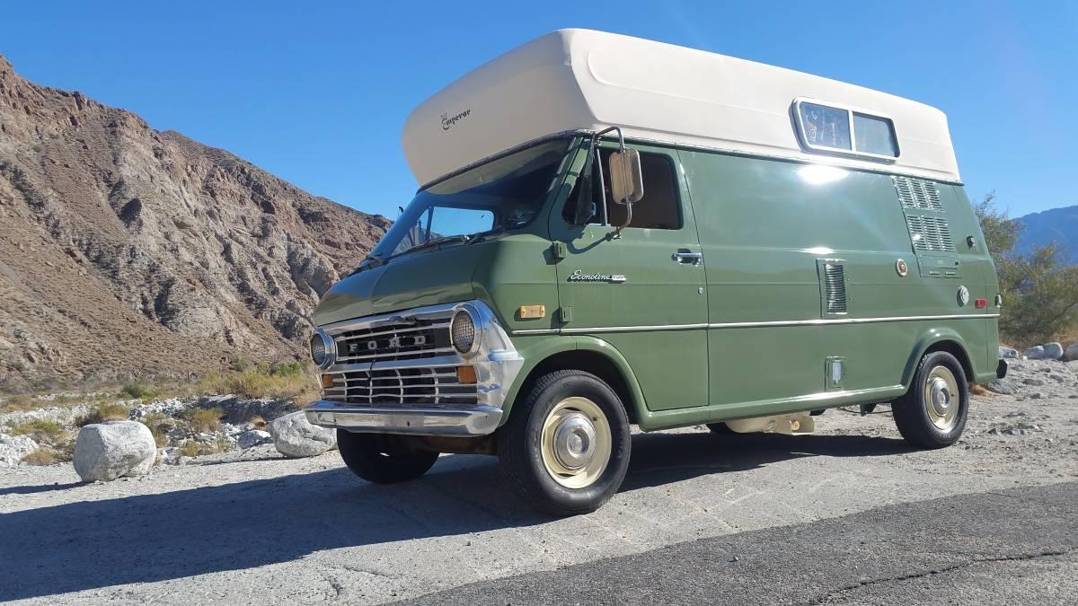 1970 Ford Camper Van 4