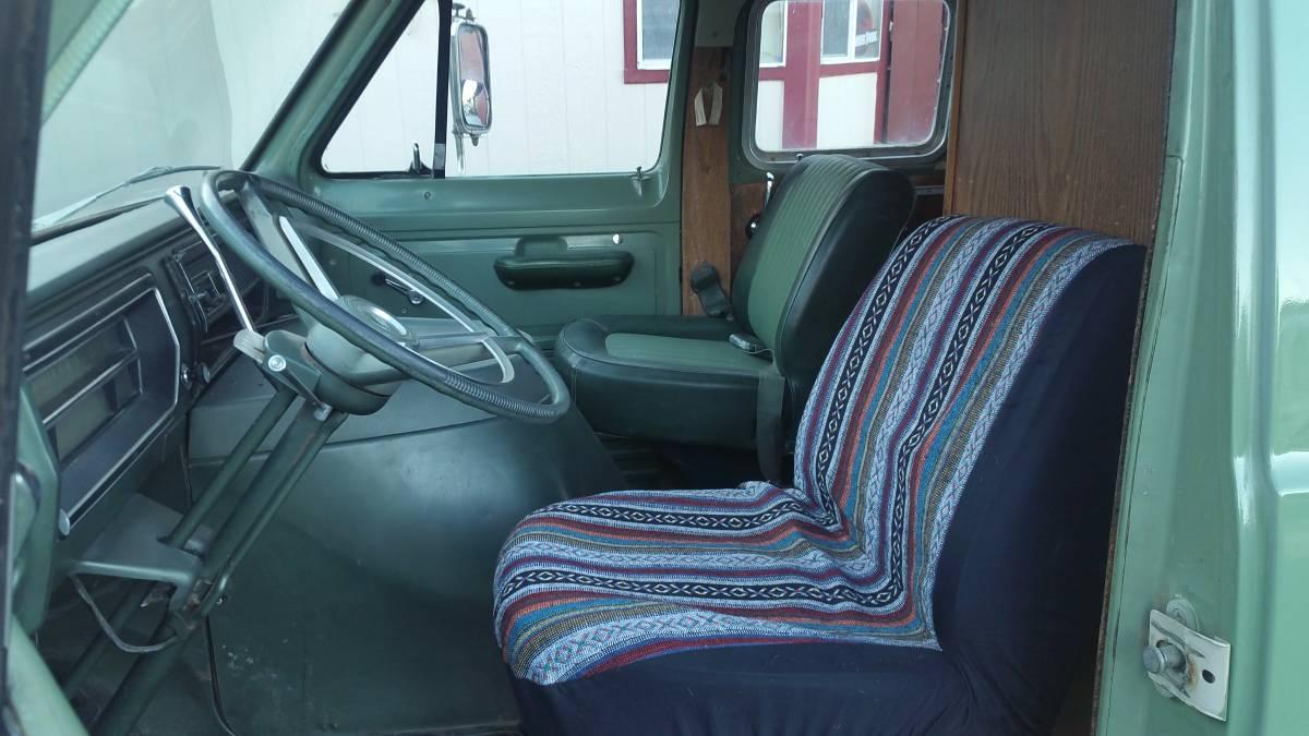 Bangshift Com This 1970 Ford Camper Van Makes Us Want To