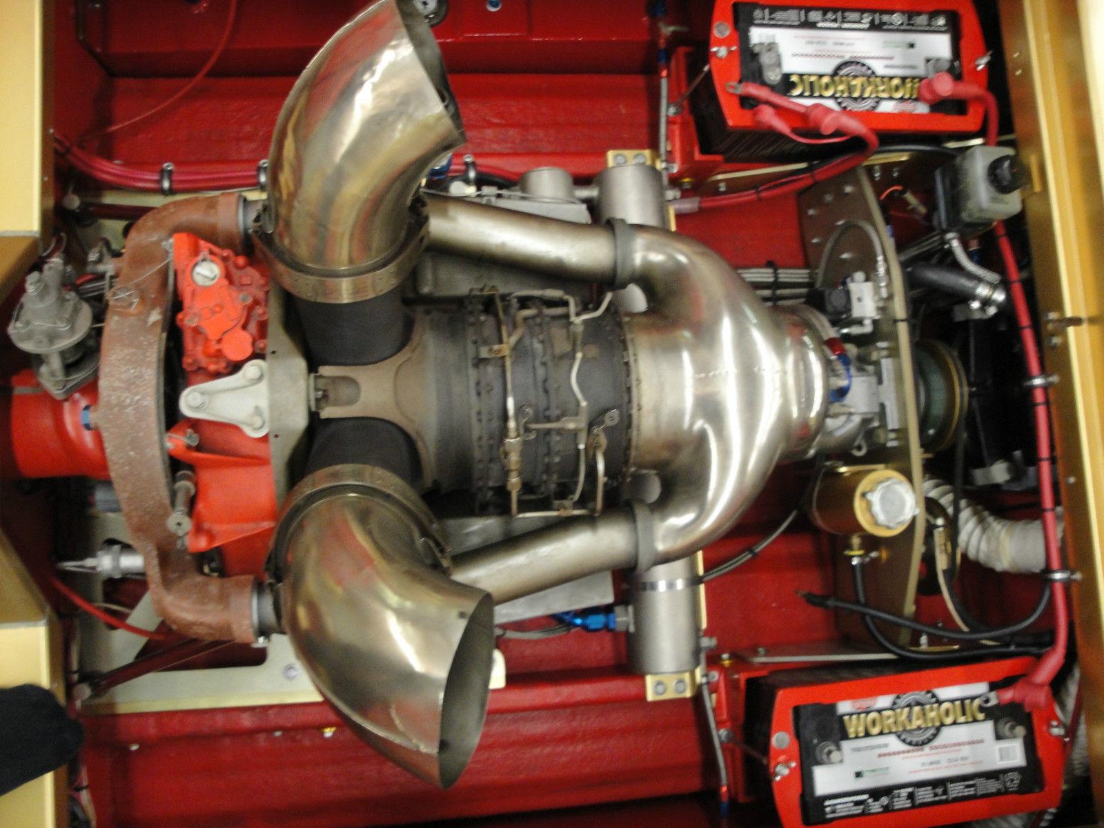 Boat Trailer Brakes >> BangShift.com This Picklefork Boat Is Jet Turbine Powered ...
