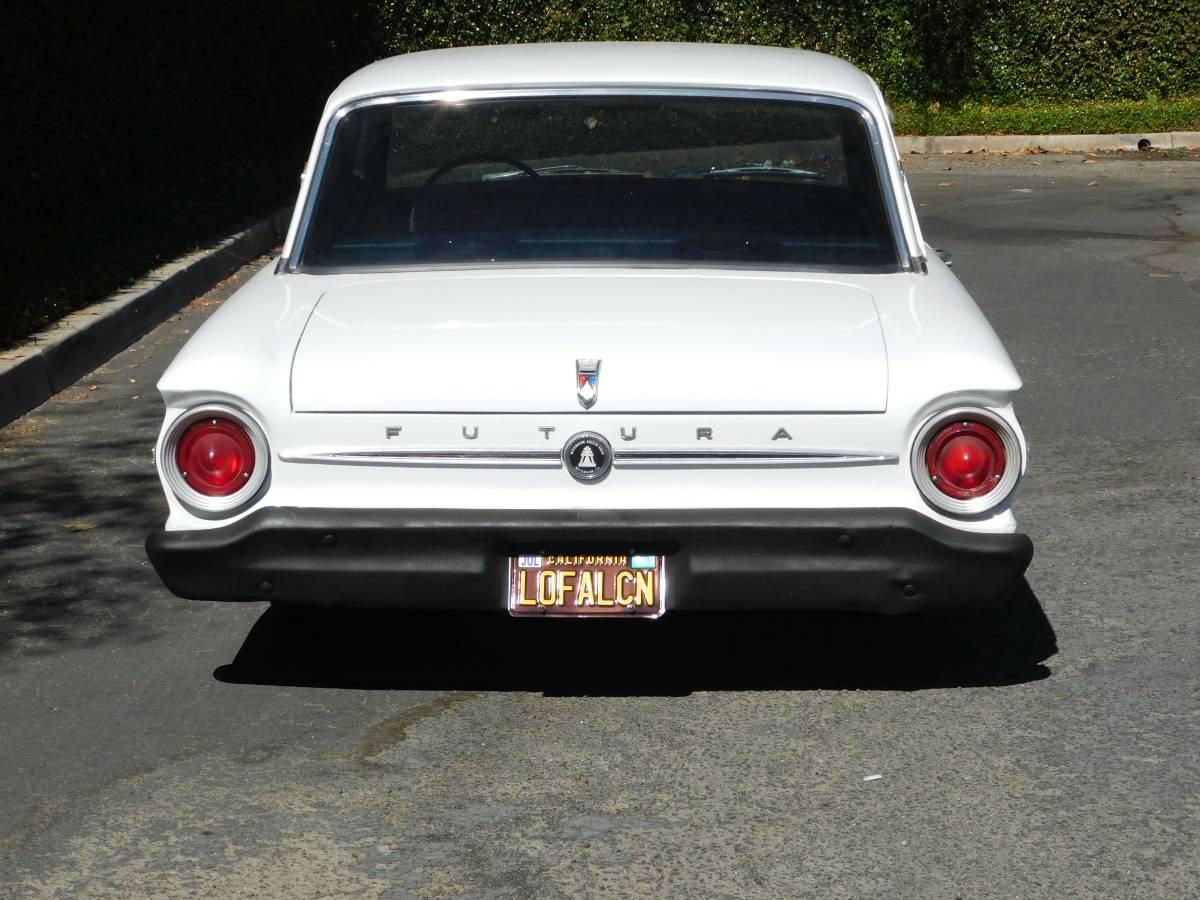 Bangshift Com This 1963 Falcon Futura Is Ridetech Equipped