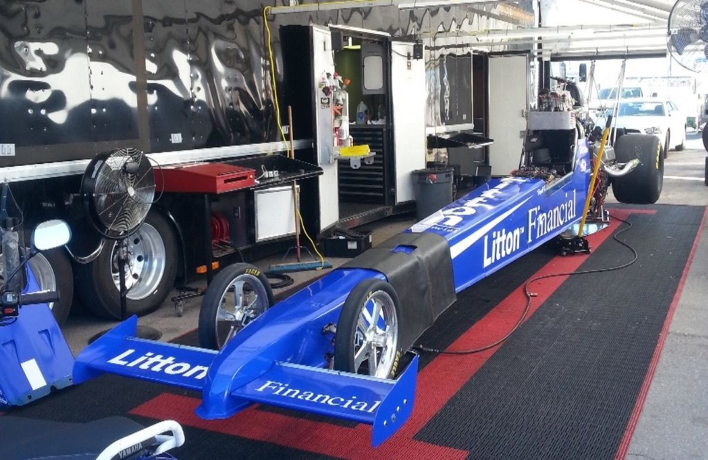 Complete A-Fuel Dragster Operation, Including Truck And Trailer For $148k!