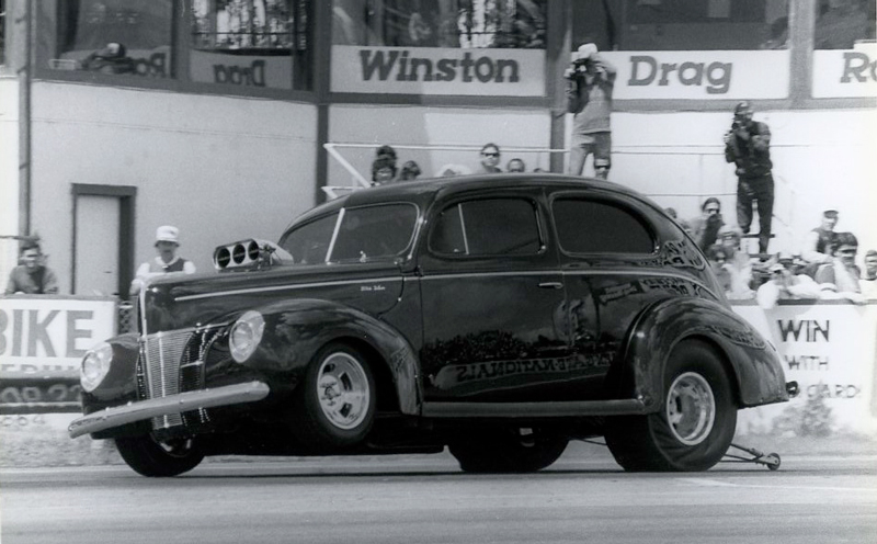 From The Rodder's Journal Vault: Photos From The Fremont Nostalgia Drags Circa 1986!