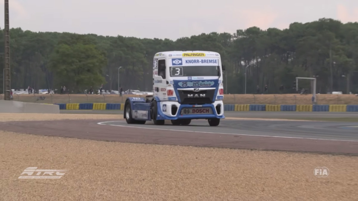 The Man! Jochen Hahn Captures 2016 European Truck Racing Title and 100th Win