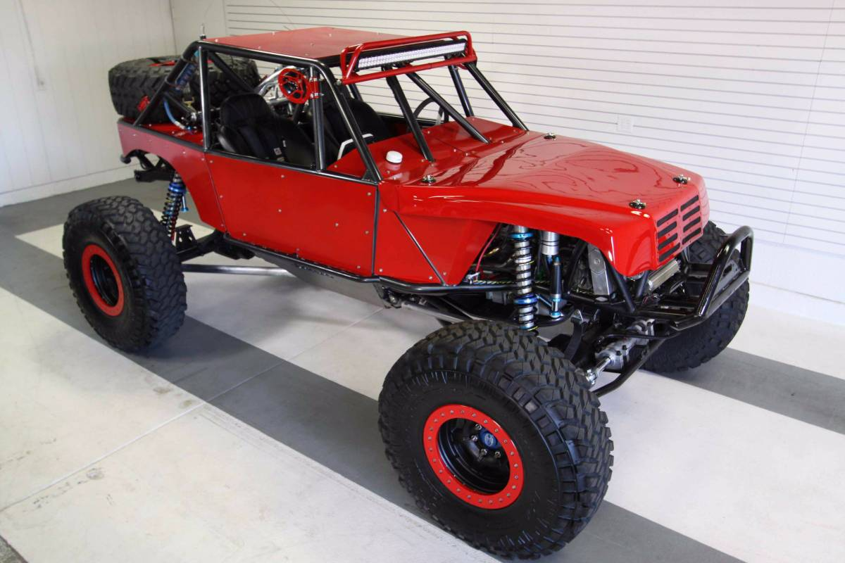 Bangshift Com This King Of The Hammers Ready Ultra 4 Jeep Would Make