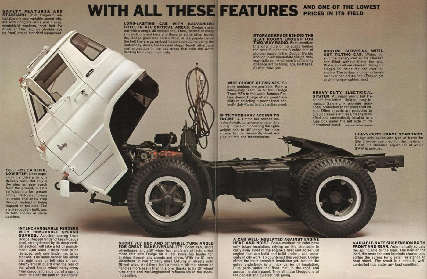 Cab Over Trucks Car Fuse Box Short Dodge Once Made The Coolest In World Story Of