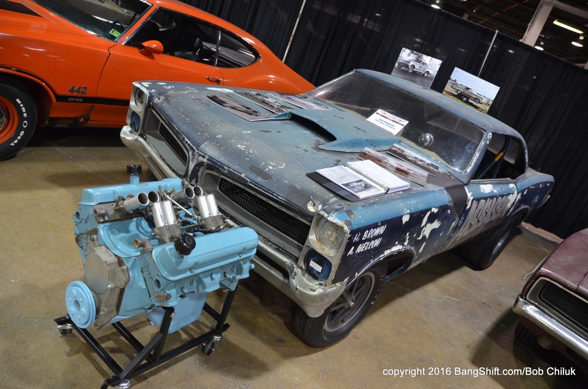 Gallery The Incredible Barn Finds At 2016 Muscle Car And Corvette Nationals