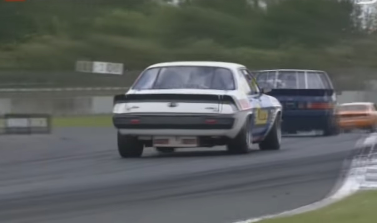 Kiwis Race Muscle Cars, Too: New Zealand's Classics-Racing Series is as Fantastic as Any