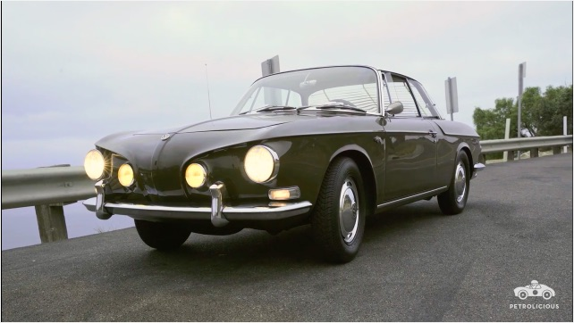 Not The Ghia You Were Expecting: This Volkswagen Type 34 Is Rare, Mostly Original And Driven!