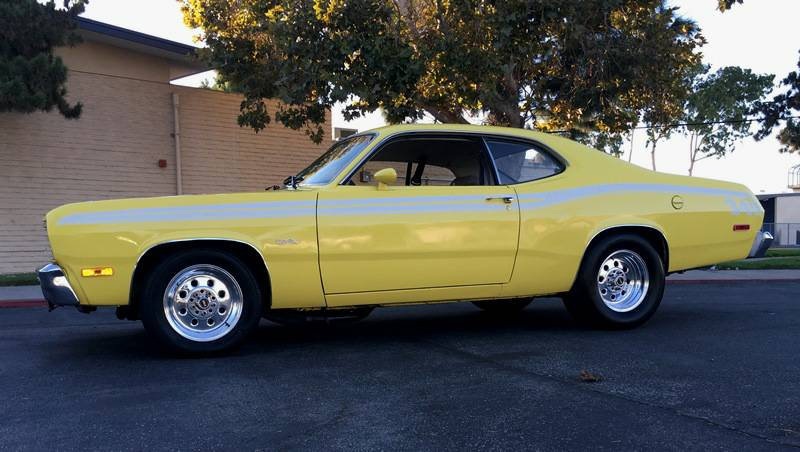 bangshift com this 440 powered plymouth duster could be the driverThis 440 Powered Plymouth Duster Could Be The Driver Hot Rod Mopar You #2