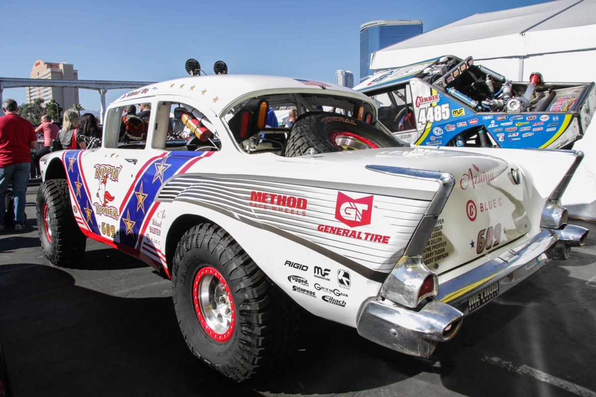 SEMA 2016: Here Are 10 Of The Most Interesting, Eye Catching, and Cool Off Road Rigs We Saw