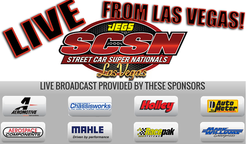 BangShift To Provide Live Streaming Video From 2016 PSCA Jegs Street Car Super Nationals! Starts Tomorrow 11am Pacific Time!