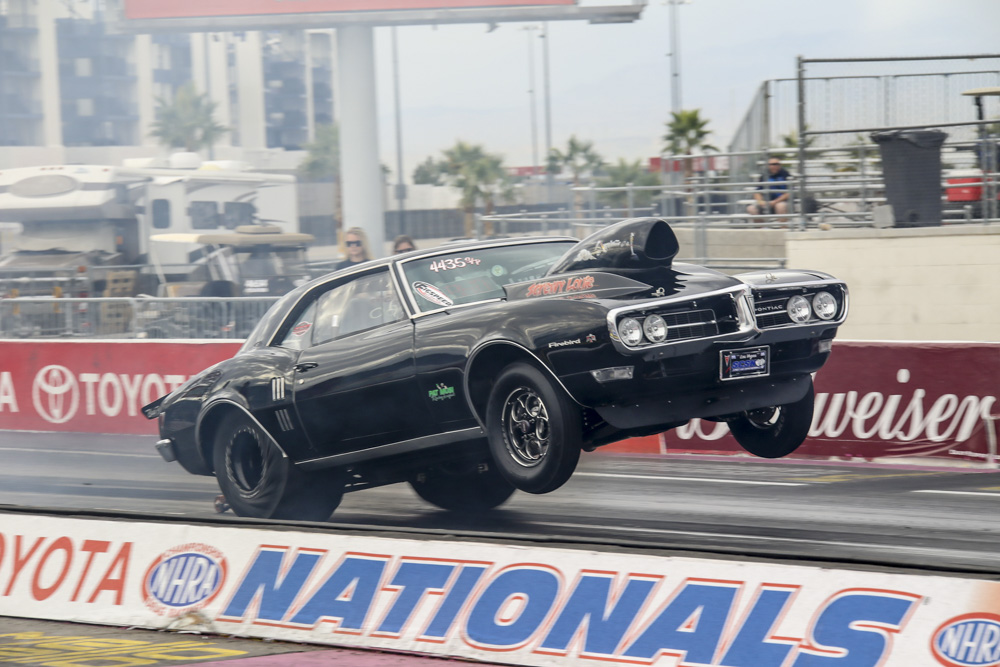 Nothing But Wheelstands From The 2016 Street Car Super Nationals