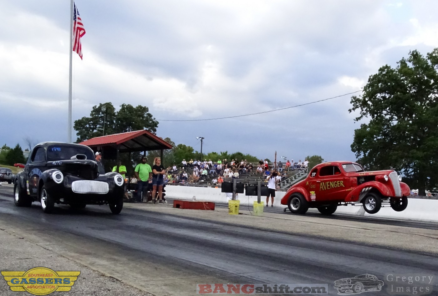 Action Gallery: More Awesome Cars and Action From The Southeast Gassers at Mountain Park Dragway