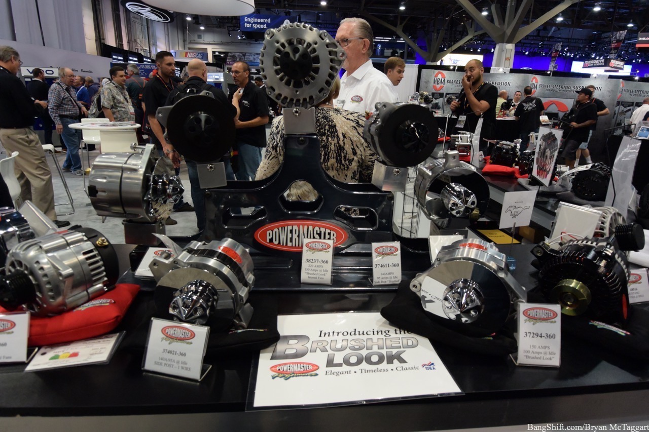 Powermaster Brought New Products To SEMA 2016 And We Got The First Look