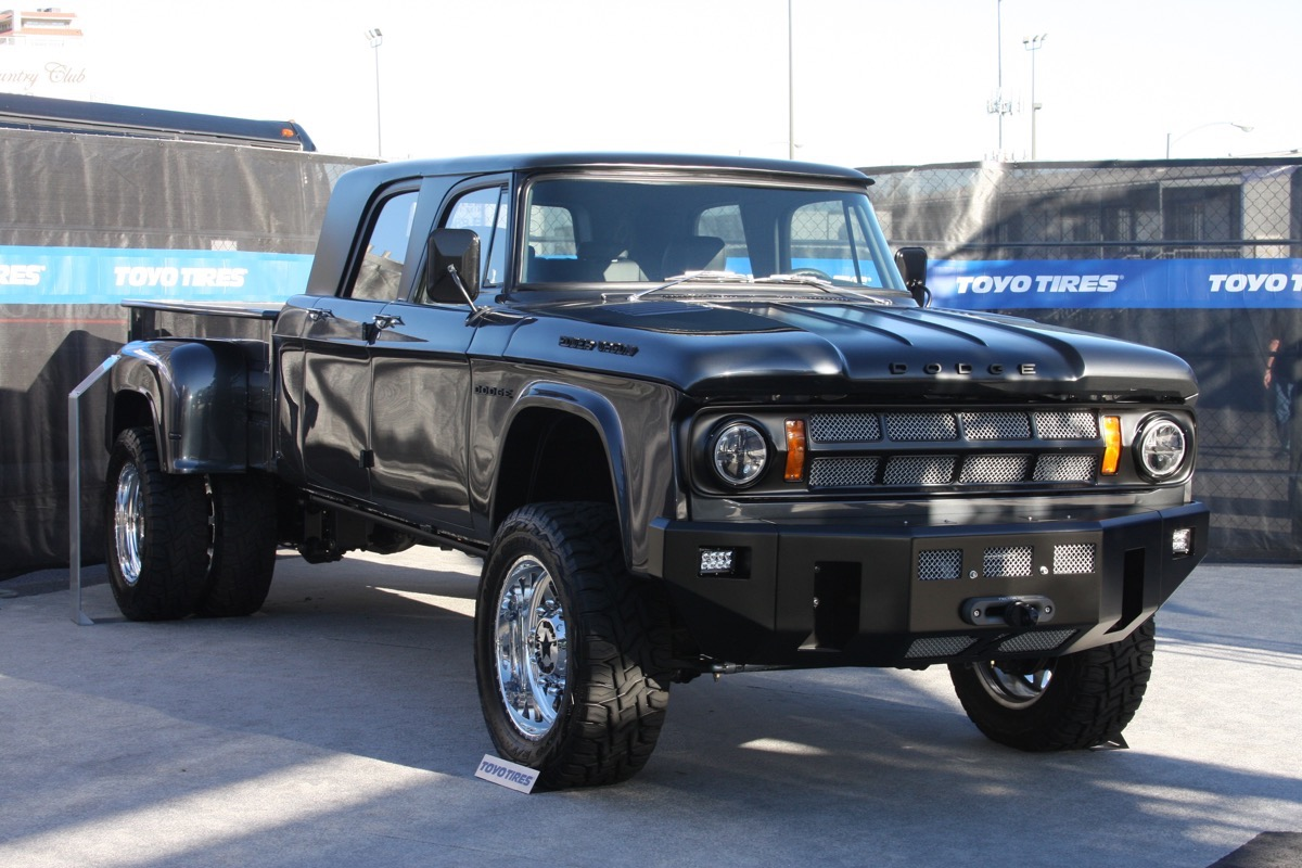SEMA 2016: Gone Truckin'! Here's Another Fresh Collection Of Truck Photos