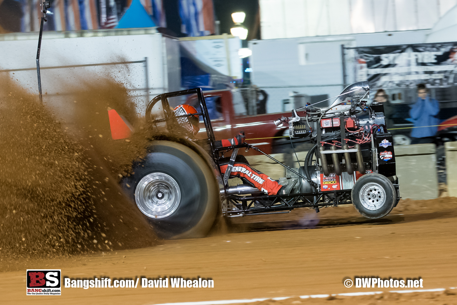 Pulling Action Gallery: More Screaming Engines, Killer Rigs, and Great Photos From The NTPA NC State Fair Pull