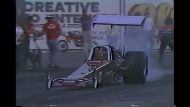 Watch The Dramatic Top Fuel Final Round At The 1983 NHRA World Finals – Amato Vs. Muldowney