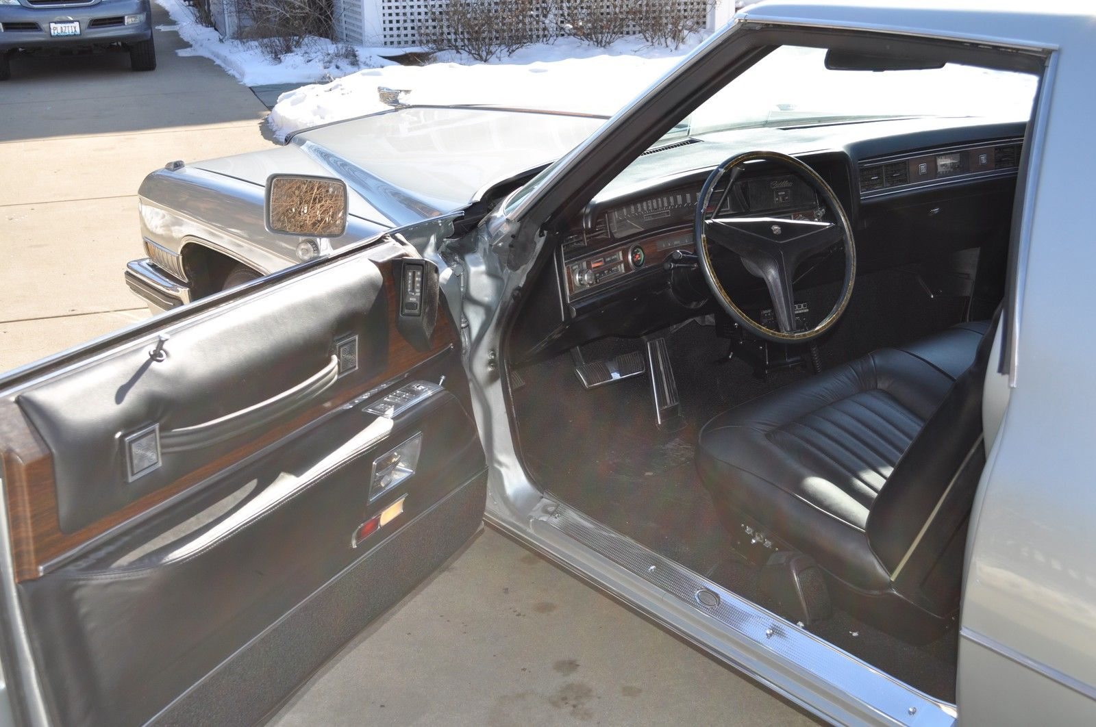 Bangshift Com This 1973 Cadillac Deville Caribou Is Way Too Perfect