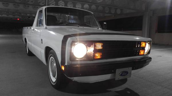 Rough Start: Cool Can Be In The Last Place You Expect It, Like This 1979 Ford Courier!