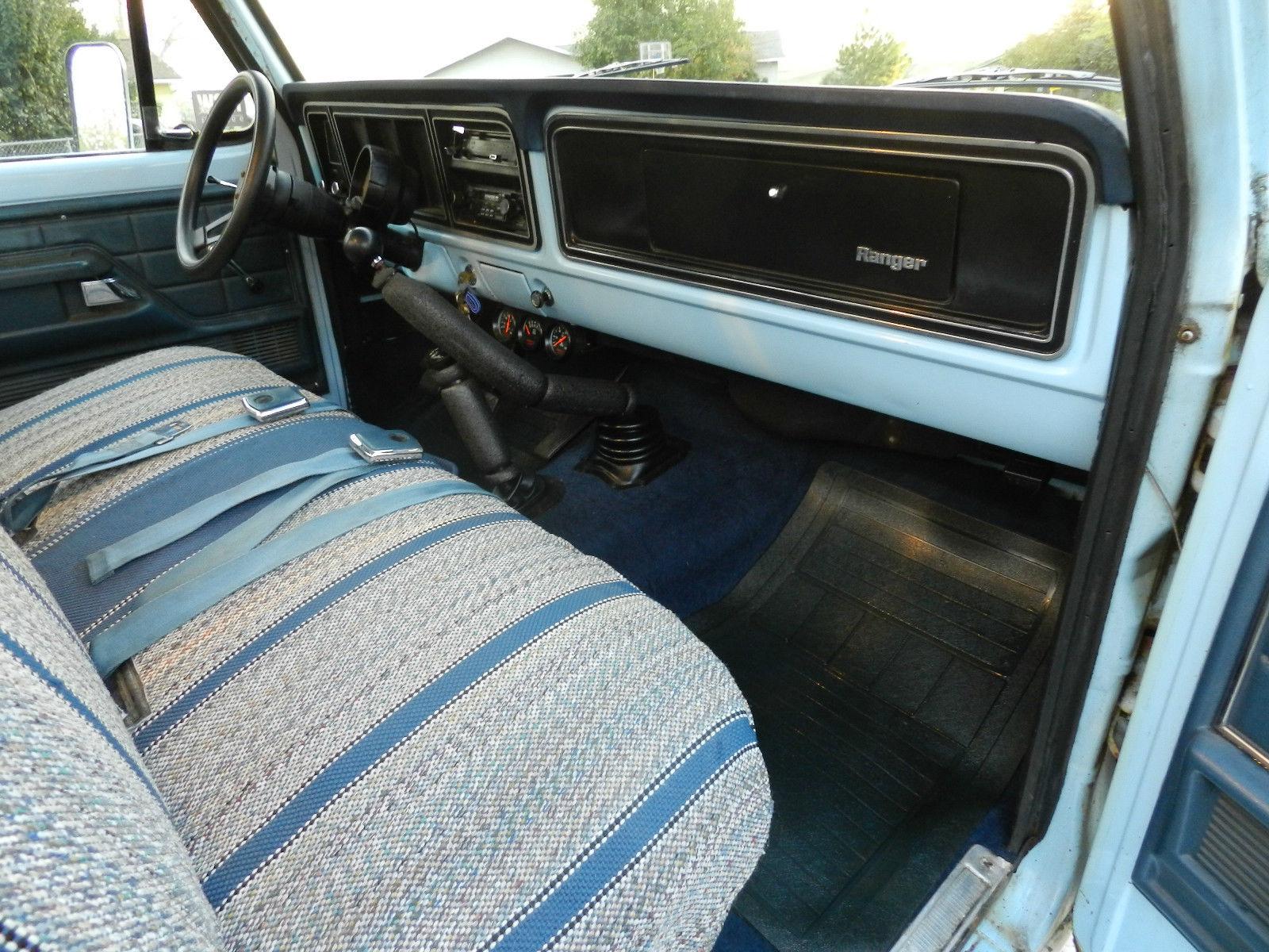 1973 ford f250 horsepower