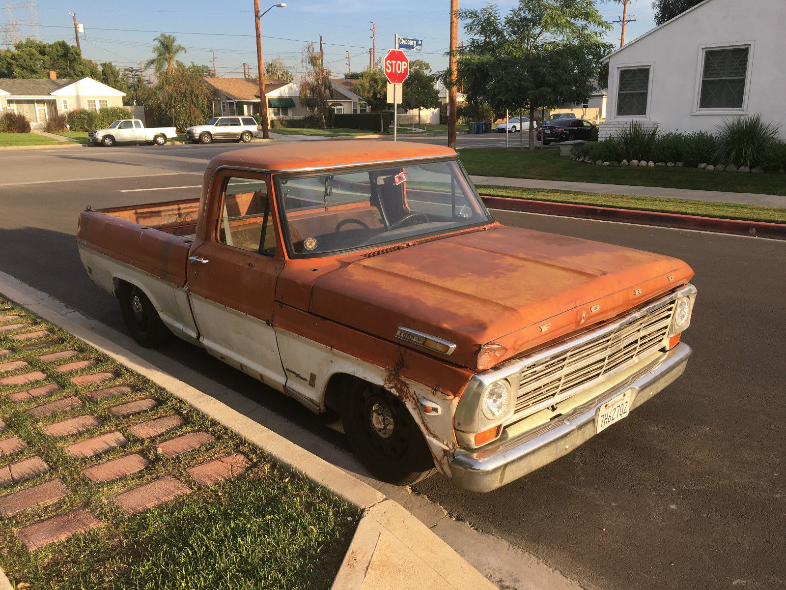 Bangshift Project Files Update If You Hurry Can 1969 Ford Ranger Camper Special Own This Truck
