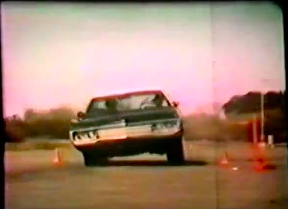 Historical Footage: Police Pursuit Training From 1974, Narrated By SGT. Joe Friday Himself!