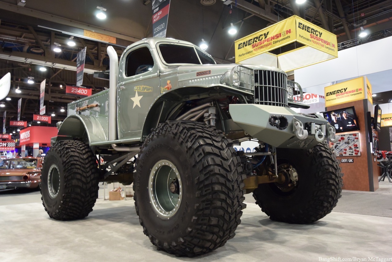 SEMA 2016: McTaggart's Photos From The Show Floor – Cars and More