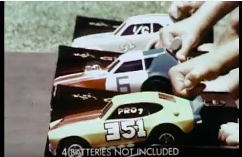 Stick Shifters! This Early 1970s Toy Commercial Has Us Thinking These Were The Best Drag Toys Ever