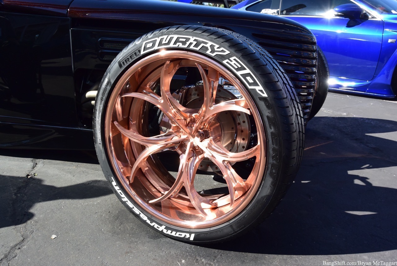 SEMA 2016: Here's A Wheel Gallery From The Show – Hoops Of All Types Here
