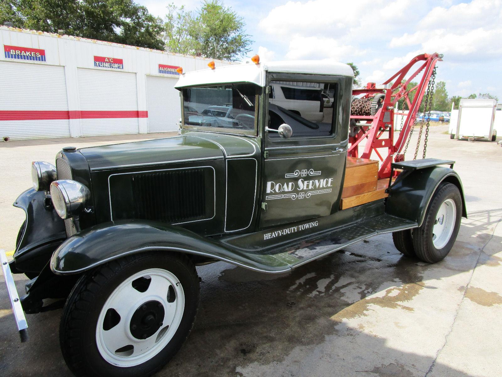 BangShift 1933 Chevy Wrecker