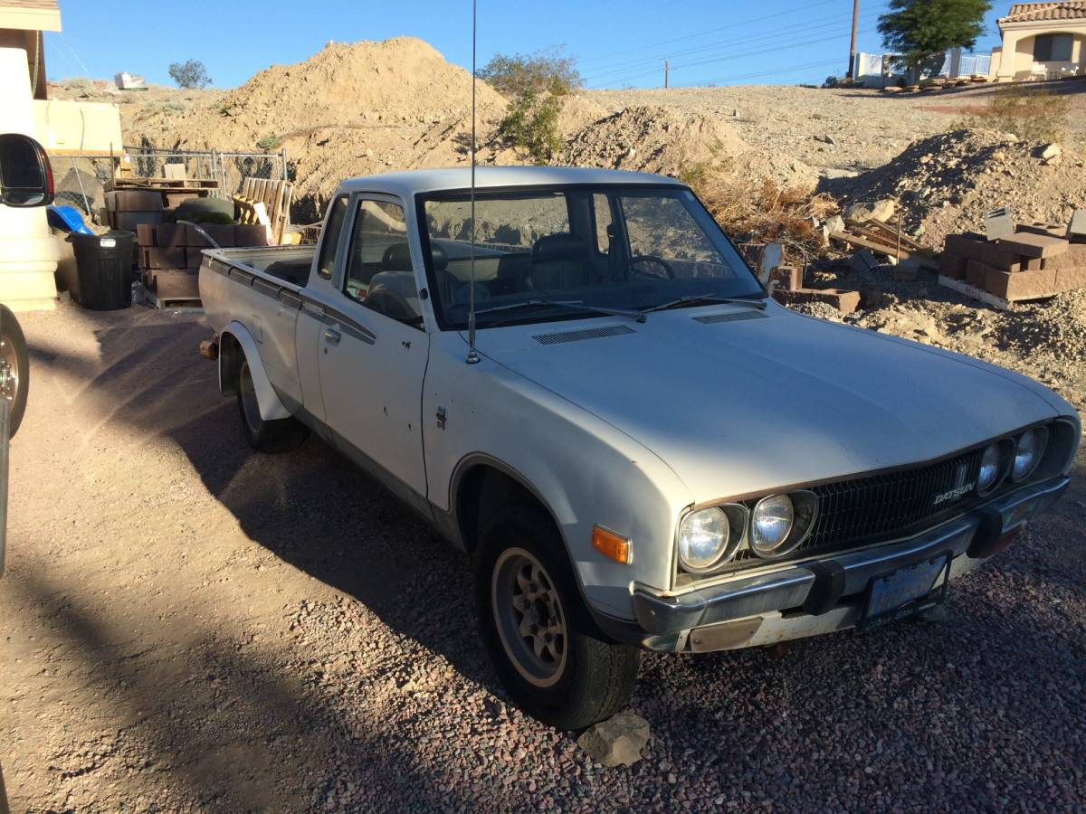 BangShift.com Minitruck Monday: This 1977 King Cab Datsun ...