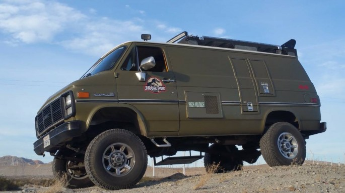 Pathfinder Turbo >> BangShift.com This Solid Axle 4x4 1985 Chevy Van Is The Ultimate Off Road Adventure Rig ...