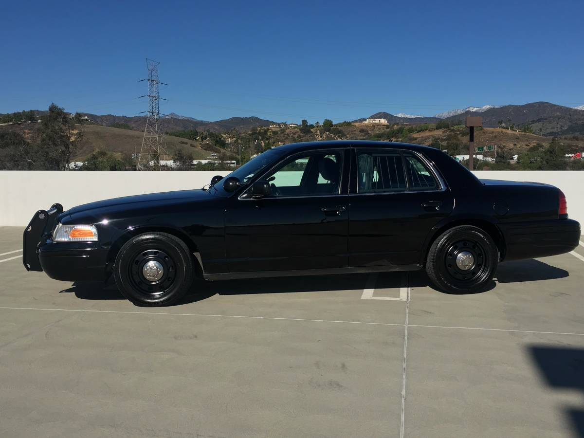 Vehicle Registration Renewal Ca >> BangShift.com For Sale Cheap: The Cleanest Police ...