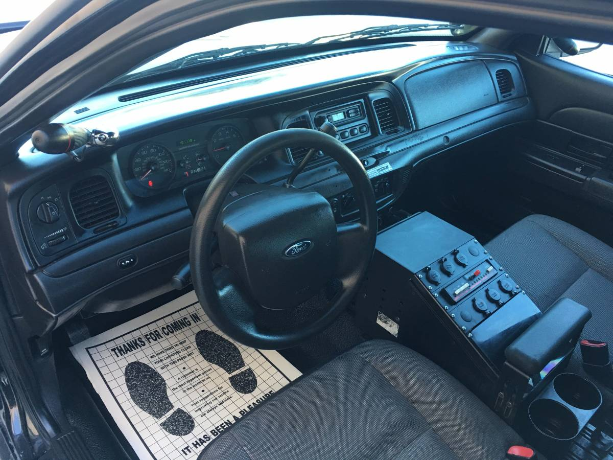BangShift.com For Sale Cheap: The Cleanest Police Interceptor Crown ...