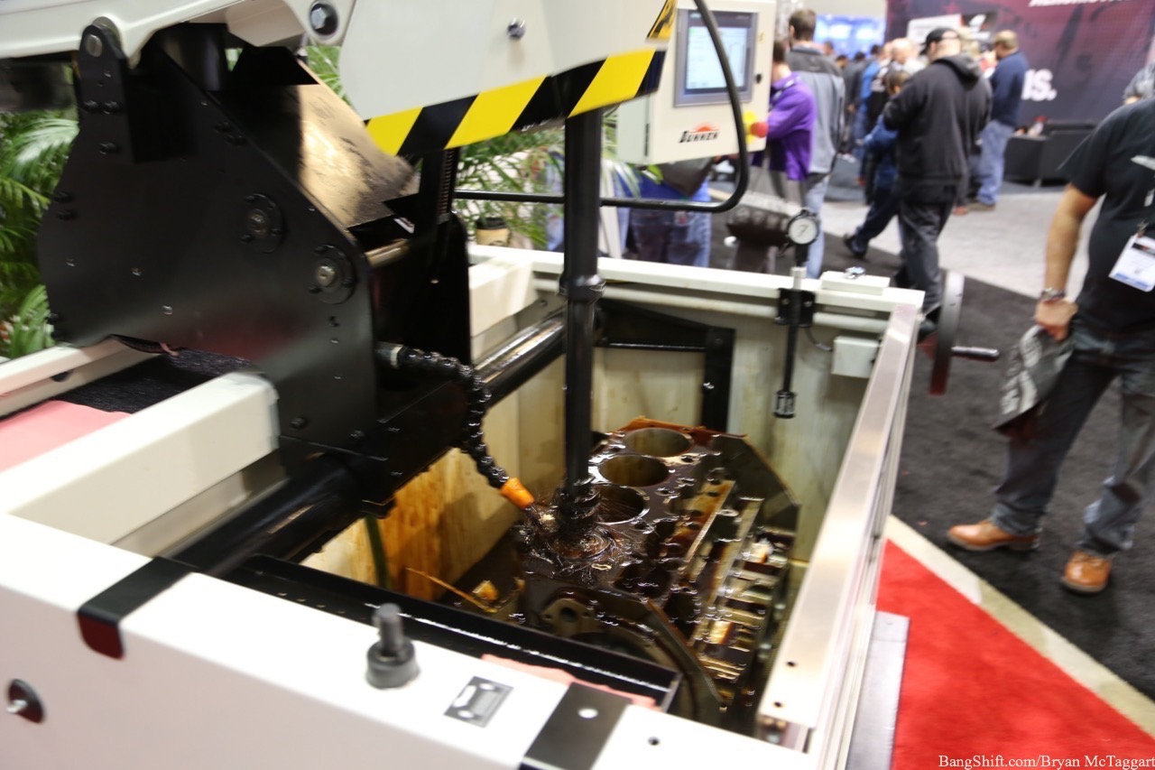 PRI 2016 Quick Gallery: The Tool And Machinery Rows – What Other Show Will Have This Kind Of Hardware At Work?