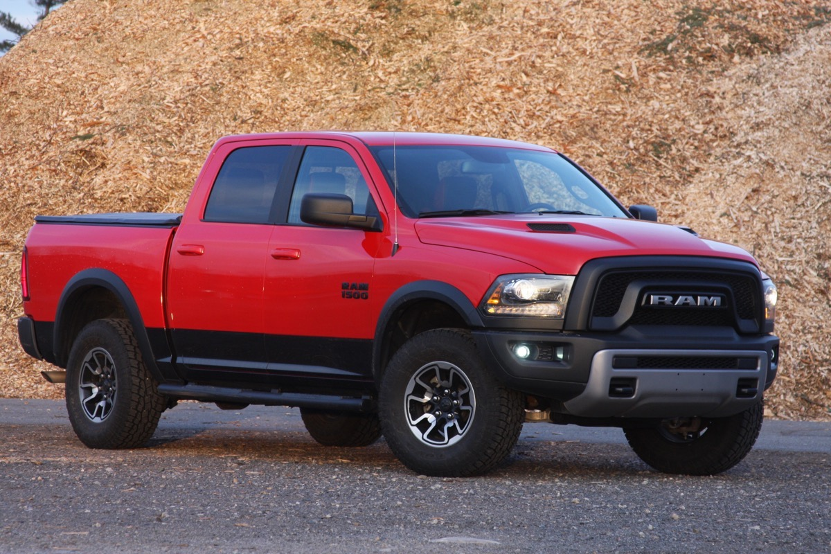 BangShift Truck Review: The 2016 Ram Rebel – Is Ram's Fun Truck Offering Just That?