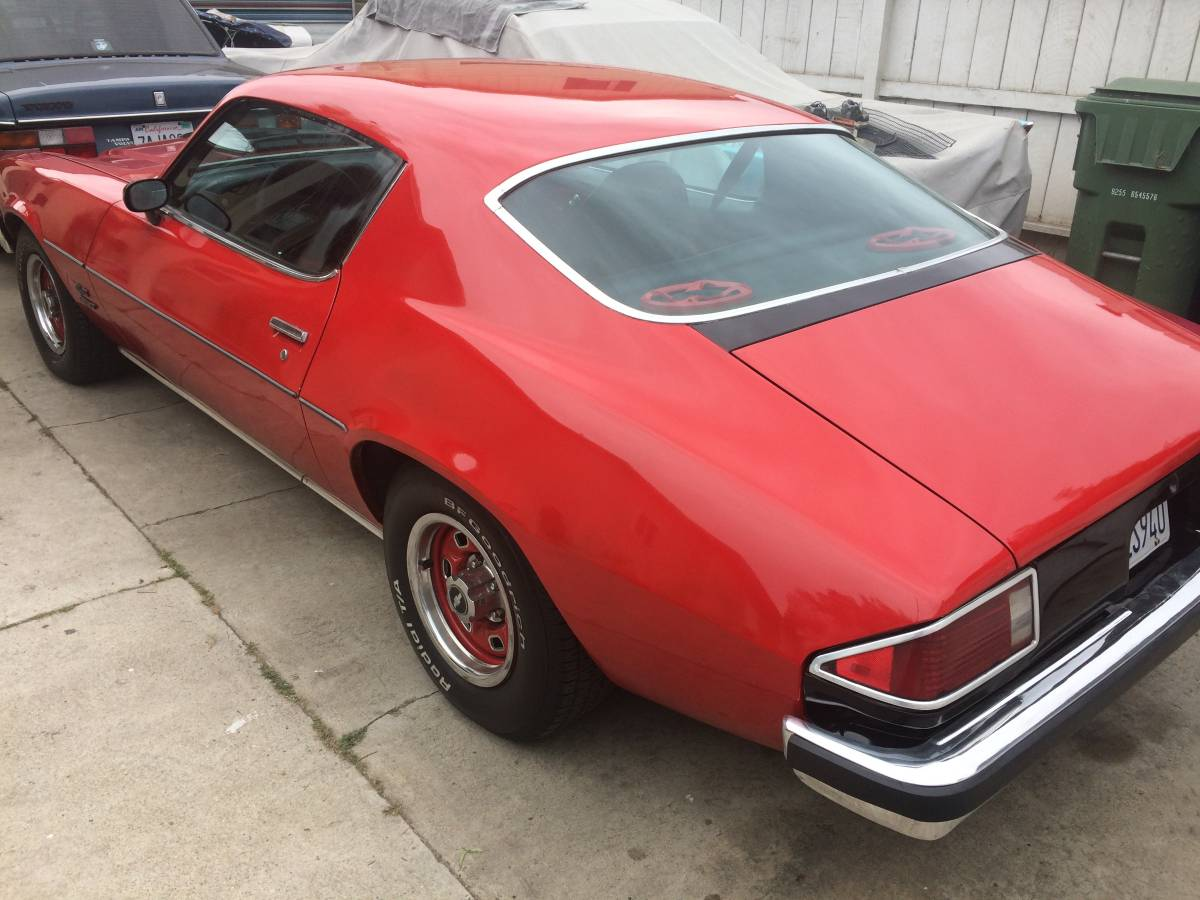 an insanely clean 1974 camaro for less than 9000. Black Bedroom Furniture Sets. Home Design Ideas