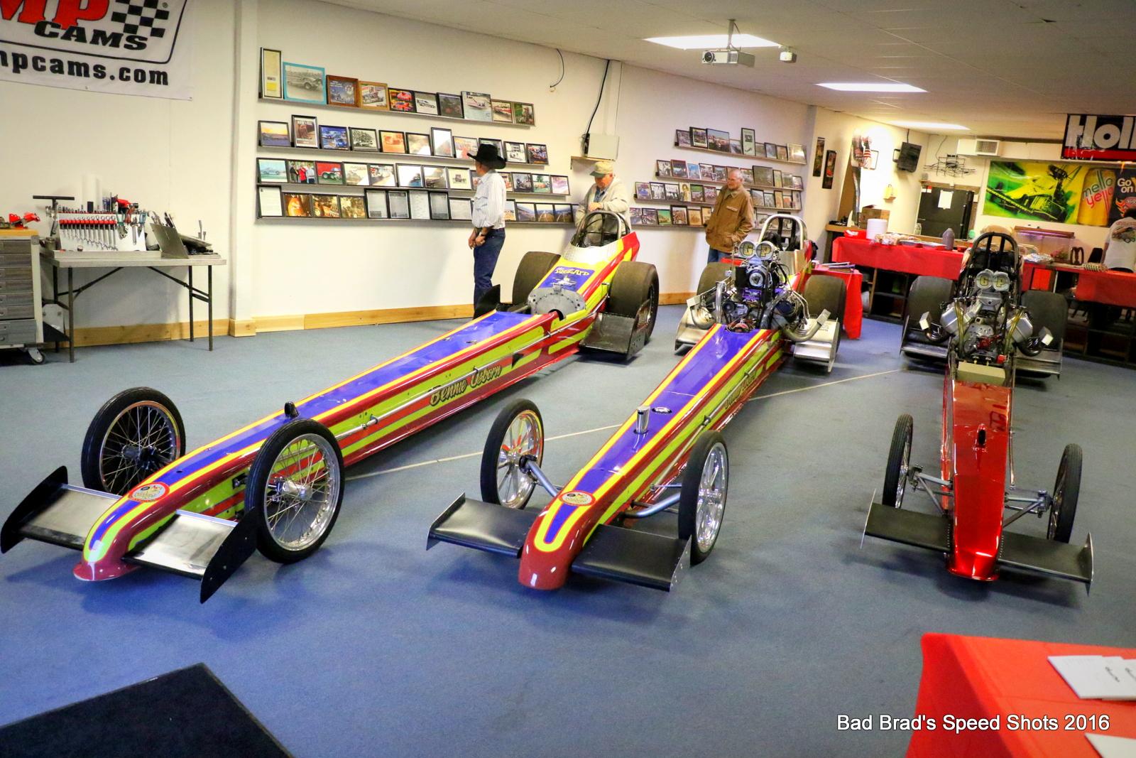 Winter Shop Tour Series: Grand Prix Auto Sports Center/Grand Prix Racing