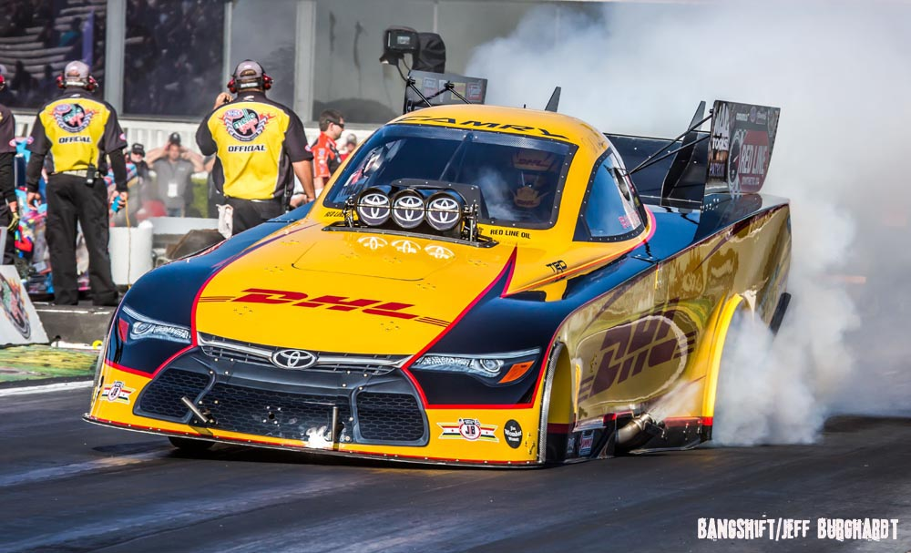 J.R. Todd Named Driver Of DHL Nitro Funny Car, Coughlin Jr. To Assume Seat In SealMaster Dragster, more