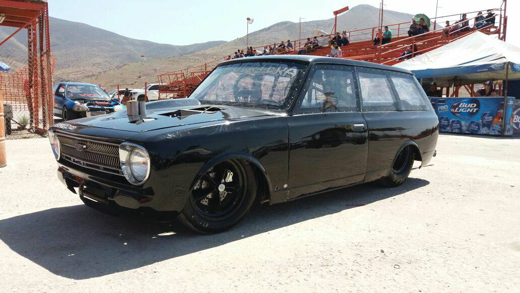 Holy Crap We Want This 7.50 Cert 1969 Toyota Corolla Drag Car! $9999!