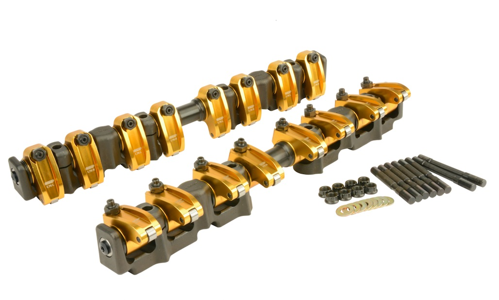 New Parts: COMP Cams Ultra-Gold ARC Shaft Mount Aluminum Rocker System For FE Engines