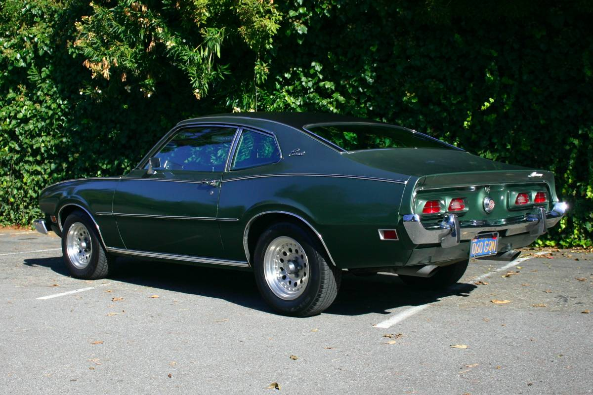 Bangshift Com This 1973 Mercury Comet Is Stupid Clean And