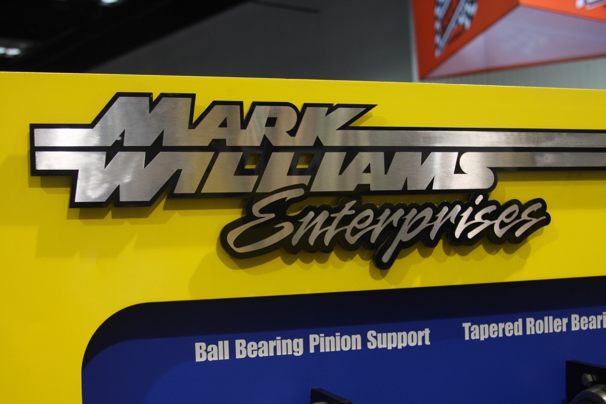PRI 2016: Mark Williams Enterprises Was Chock Full Of The Hardest Core Race Parts On Earth