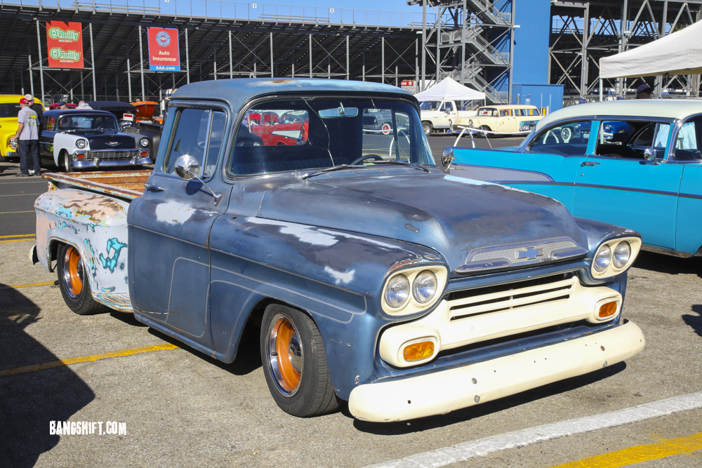 Pomona Swap Meet Photos Continue: Drool Over Rust Free Rides And Projects