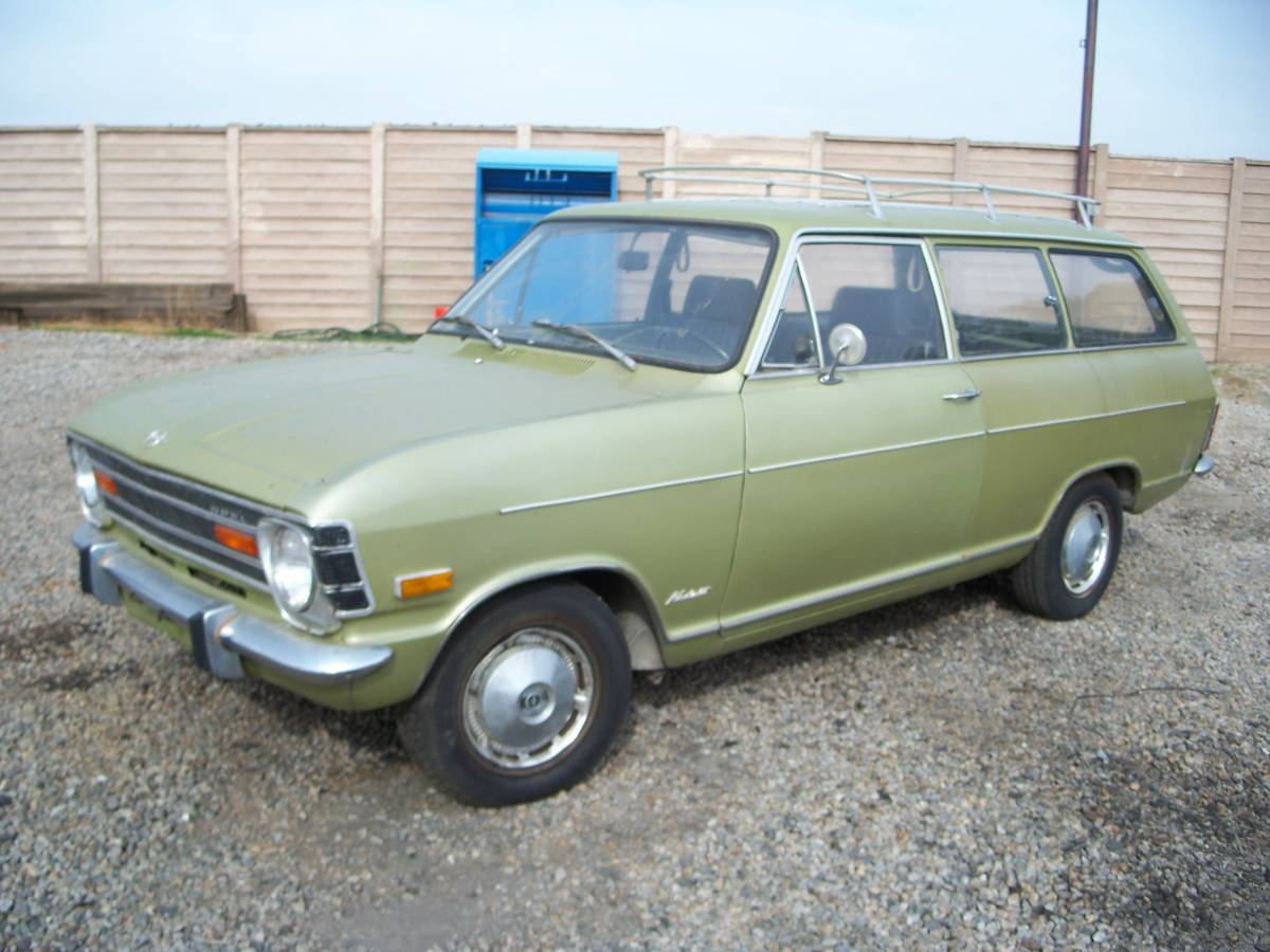 We Want This Rare Opel Kadett Wagon So Bad We Almost Didn't Share It
